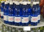 あ014-1ペットの飲み物値段は65セントデポは25セント.JPG